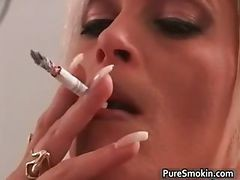Blond Milf Gets On Her Knees And Blows Part2