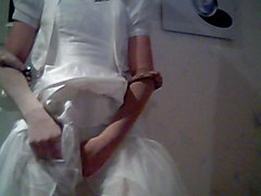 White Weddingdress