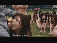 Slave Farm With Asian 2-11 Blowjob
