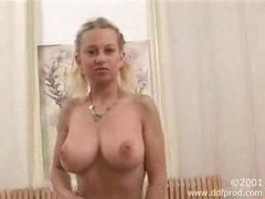 Rides Her Sybian To An Orgasm