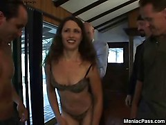 Lena Ramon perfect for gangbang