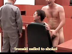 ronald and shoko fucking lawyers mother and NOT her son 1