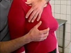 Mature Woman Fucked In Kitchen...bmw