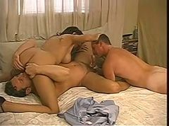Bisexual swinger MMF