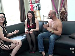 young chubby amateur french banged hard for her casting