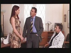 Threesome-one Girl Two Guys