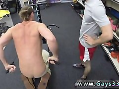 straight boys cum inside each other gay fitness trainer gets