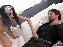 dick mad latina daughter angel del rey sucks sleeping dads fat tool