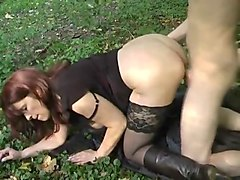 Incredible Amateur movie with Redhead, Big Tits scenes