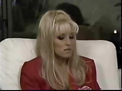 Jill Kelly And Anna Mallie Threesome