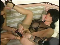 Trio Infernal Pt2 More German Perverts Fisting And Fucking Colette Sigma
