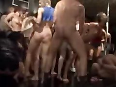 Club Orgy Partying For Pregnancy