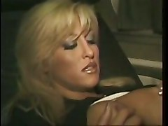 Jill Kelly On A Train